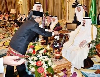 Dubes AM Fachir Sampaikan Salam SBY untuk Raja Saudi