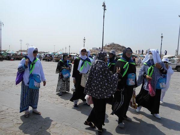 Napak Tilas Perjuangan Rasulullah dan Para Syuhada di Jabal Uhud