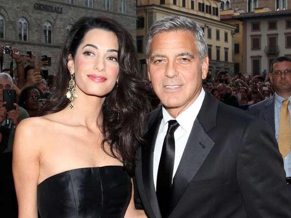 Cantiknya Amal Alamuddin, Calon Istri George Clooney
