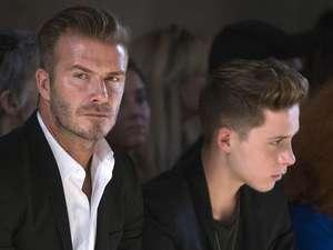 Selfie Time! David Beckham Narsis Bareng Anak