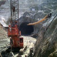 Proses Konstruksi Waduk Jatigede di Subang