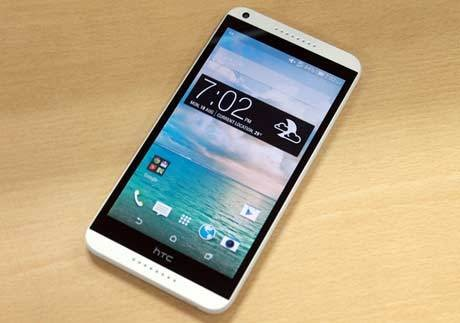 HTC Desire 816 (reza/detikINET)