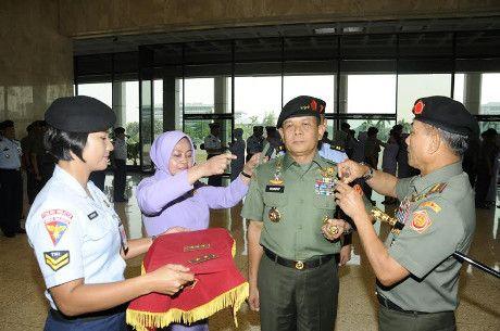 Lantik 19 Pati, Panglima TNI Ingatkan Tetap Waspadai Perkembangan ISIS