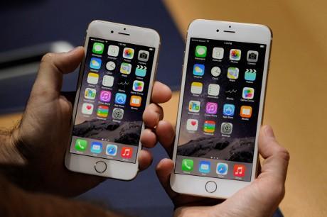 iPhone 6 dan iPhone 6 Plus (gettyimages)