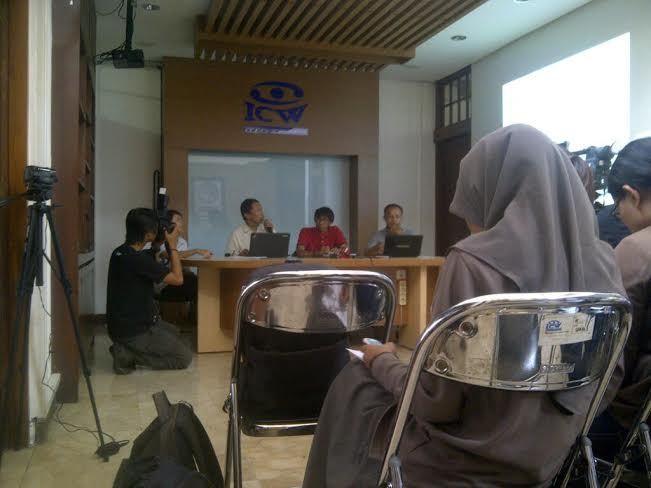 Audit Dana Kampanye Pilpres, ICW Temukan Ketidakwajaran dari Jokowi dan Prabowo