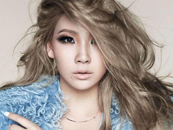 CL 2NE1 Seksi dan Sensual di Majalah ELLE Korea