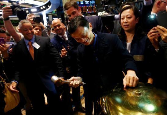 Sumber: Alibaba akan meraup dana US$ 12,9 miliar dalam listing di bursa Hong Kong