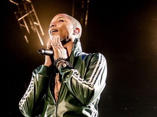 Konser Dear Girl Pharrell Williams di Belanda