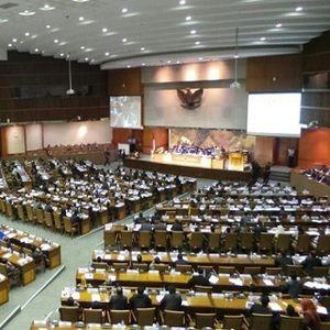 Banyak Hantu di Sidang Paripurna Pengesahan APBN Untuk Jokowi-JK