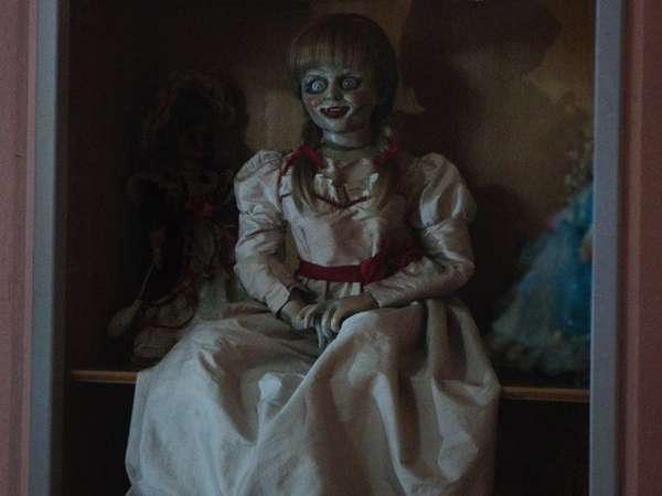 Teror Boneka Mistis Annabelle