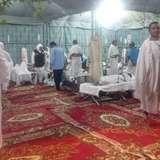 Jelang Wukuf, 7 Jamaah Haji Dirujuk ke RS Jabal Rahmah