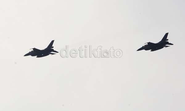 HUT TNI Terbesar Akan Tampilkan Tank Leopard Hingga Pesawat F-16
