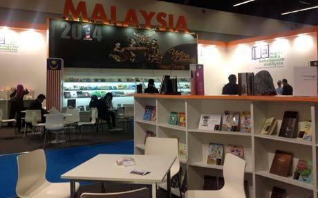 Malaysia Tampil dengan Penari Dayak di FBF, Bagaimana Indonesia?