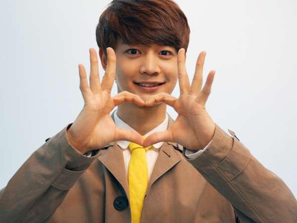 Saranghae... Salam Cinta dari Minho SHINee
