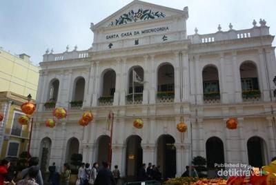 Ketika Eropa Pindah ke Macau