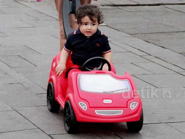 So Cute! Si Chubby Quenzino, Putra Carissa Putri