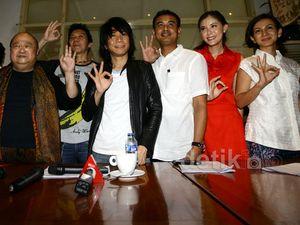 Abdee Sampaikan Persiapan Kirab Pelantikan Jokowi