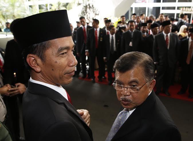Sah! Jokowi-JK Resmi Jadi Presiden dan Wakil Presiden RI