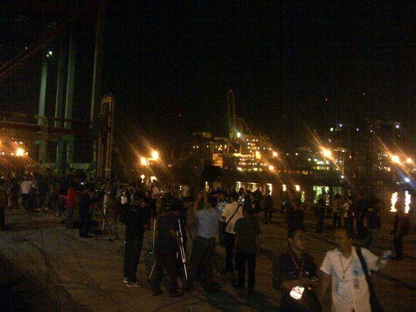 Lampu ala Konser Dimatikan, Jokowi Batal ke Priok