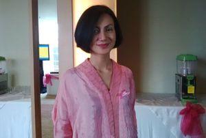 Kisah Wanda Hamidah Perang Batin Hadapi Tumor Jinak di Payudaranya