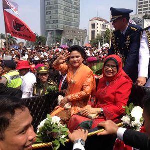 Bazaar Fashion Festival Resmi Dibuka, Iriana Jokowi Dijadwalkan Nonton Show Biyan