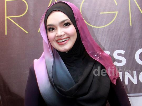 Siti Nurhaliza Rilis Album ke-15 di Jakarta