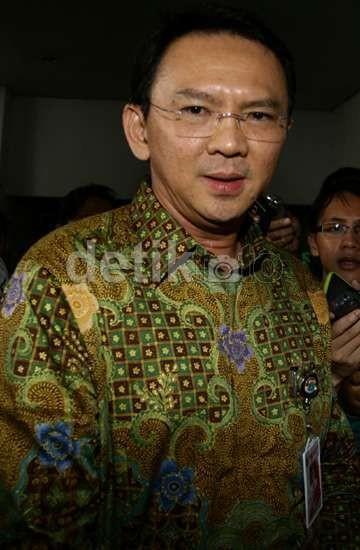 Taufik Tafsirkan Gubernur Pengganti Jokowi Dipilih Lagi, Ahok: Dia kan Lebih Pintar