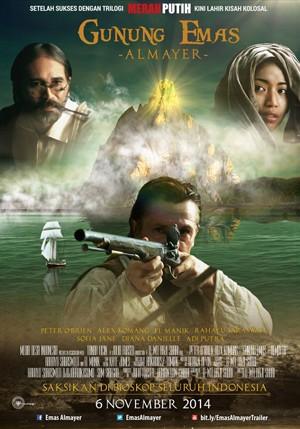 Film Gunung Emas Almayer Diklaim Telan Biaya Rp 60 Miliar