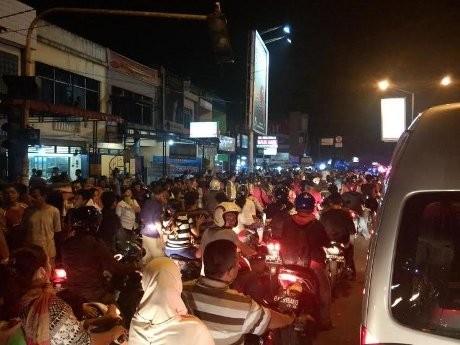 Ribuan Warga Medan Penuhi Jalan Hanya untuk Lihat Jokowi