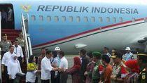 4 Fakta Menarik Saat Jokowi Terbang Perdana Naik Pesawat Kepresidenan