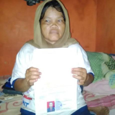 Ibu MA (Foto: Edo/detikcom)