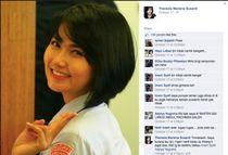 Heboh Pramugari Cantik Pesawat Jokowi di Media Sosial
