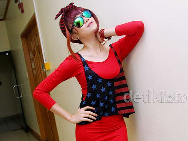 Hot! Merah Menyala Dara 'The Virgin'