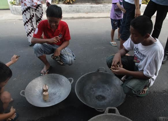 Kota Yogyakarta Berupaya Hidupkan Lagi Permainan Tradisional Anak
