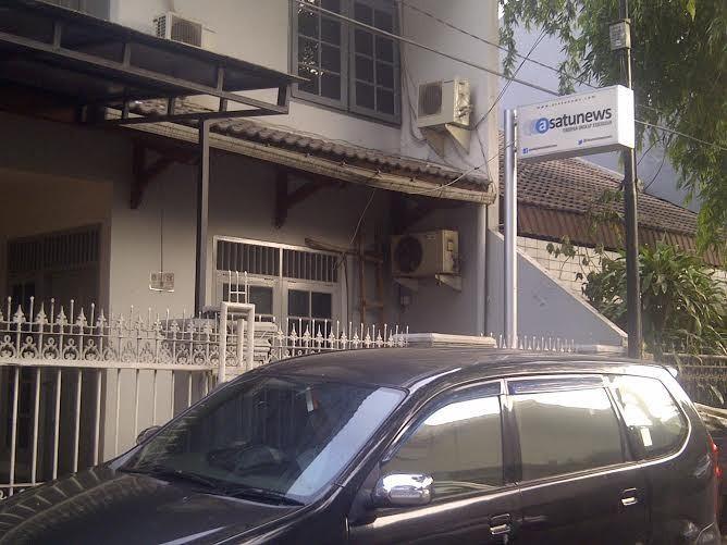 Polisi Sambangi Kantor Media Online di Tebet Terkait Kasus Triomacan2000