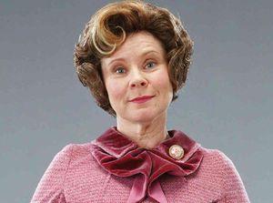 Karakter Dolores di Harry Potter Terinspirasi dari Mantan Guru J.K Rowling