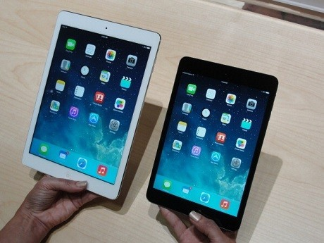 iPad Air dan iPad Mini (gettyimages)