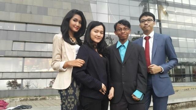 Mahasiswa UI Raih Predikat Outstanding Delegate dalam Simulasi Sidang PBB