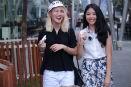Serunya Pemotretan Pemenang Kontes NXminiStyleFie di Singapura