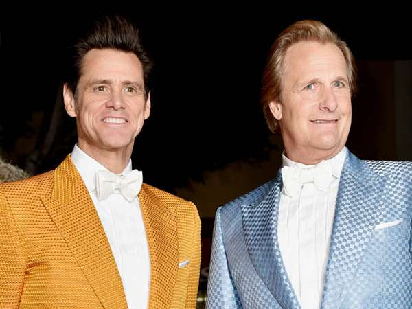 Dumb and Dumber, Jim Carrey dan Jeff Daniels