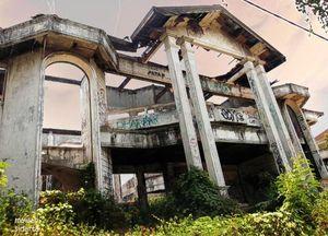 Wisata Mistis di Surabaya, Rumah Hantu Darmo