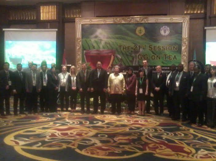 Negara Produsen Teh Kumpul di Bandung, Apa yang Dibahas?