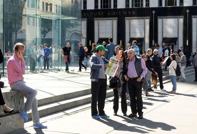 Ketika Apple Store Jadi Tempat Wisata Di New York