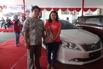 Kendaraan Idaman Terwujud Lewat BCA KCU Cikarang Autoshow