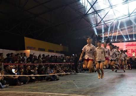 Pensi JKT48, Ajang Rivalitas Antar Tim
