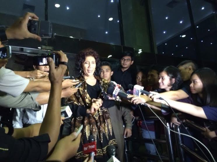 Diskusi 2 Jam dengan KPK, Menteri Susi Ingin Bangun Transparansi di KKP