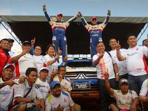 Rifat Sungkar Juara IXOR 2014