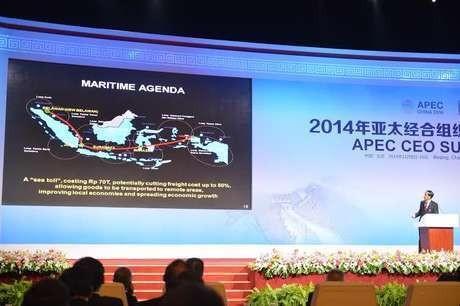 Video Jokowi Terpopuler Sepanjang Sejarah APEC, Kalahkan Obama