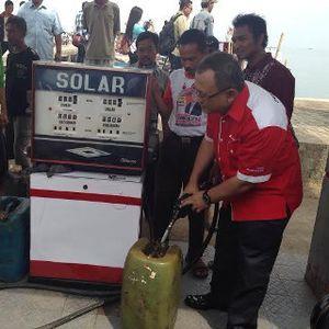Curhat Pengawas Pom Bensin Nelayan: Dulu Ada Menteri Janji Ganti Mesin, Tapi Omdo