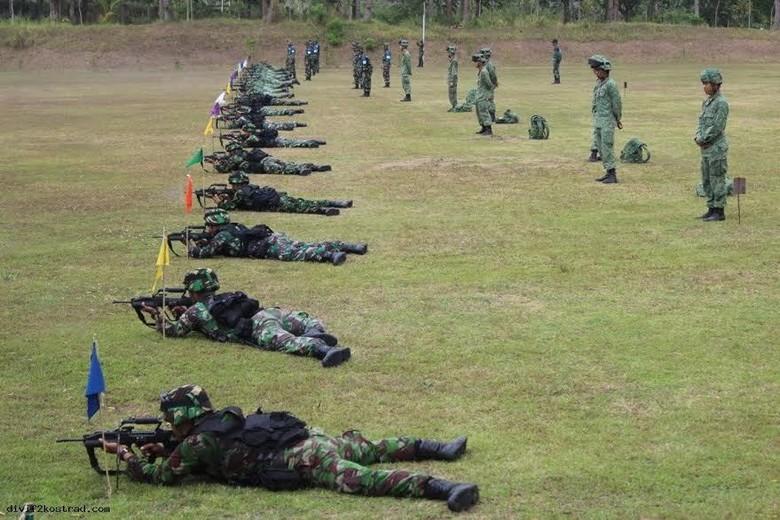 2 WNI Ikut Wamil, Panglima Militer Singapura Telepon Jenderal Moeldoko